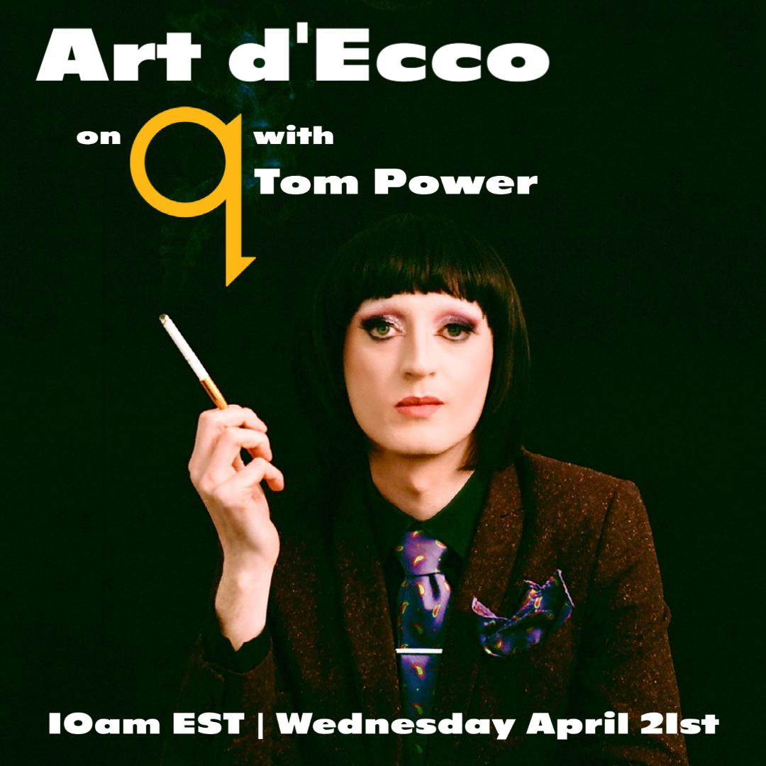 Art d'Ecco on CBC Q